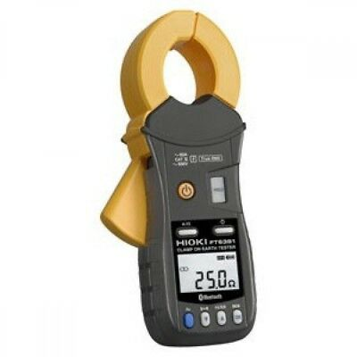 o61 HIOKI FT6380 CLAMP ON EARTH TESTER Easy Pole Clamp-On Ground Resistance