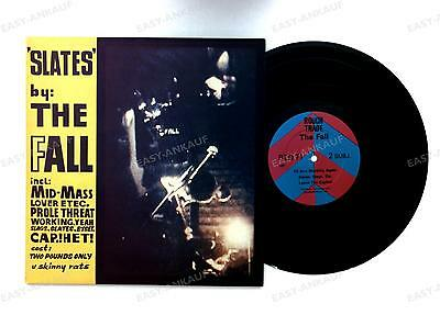 The Fall - Slates UK Maxi 1981 //1