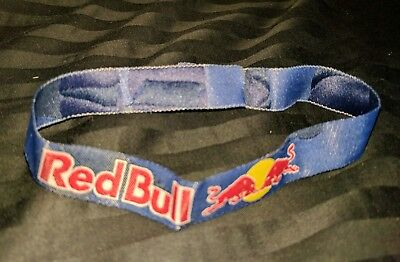 Official Red Bull Athlete Wristband