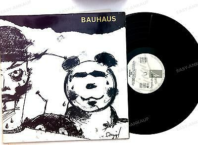 Bauhaus - Mask Europe LP 1983 FOC //9