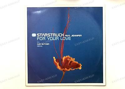 Starstruck Feat. Jennifer - For Your Love GER Maxi 2003 //1