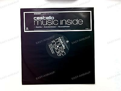 Castello - Music Inside GER Maxi 2002 //1