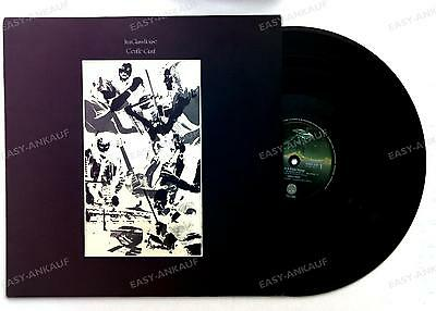Gentle Giant - In A Glass House Germany LP 1973 + Insert Textured Foil Cover //3