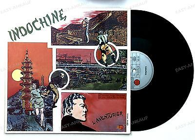 Indochine - L'Aventurier GER LP 1982 //3