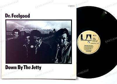 Dr. Feelgood - Down By The Jetty GER LP 1979 + Innerbag //3