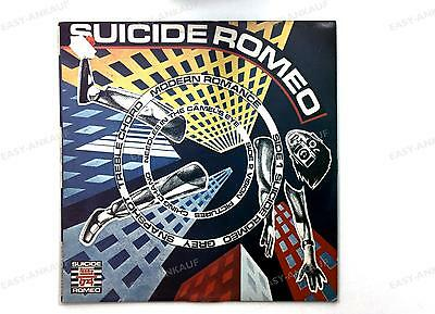Suicide Romeo - Pictures UK LP 1980 //1