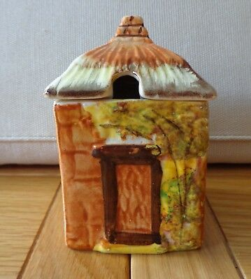 Price Bros Cottage Ware, Sugar Pot with Lid,1960s