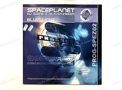 Space Planet - Blue Light GER Maxi 2002 //1