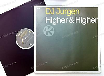 DJ Jurgen - Higher & Higher (Remixes) GER Maxi 2000 + Innerbag //1