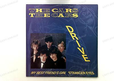 The Cars - Drive GER Maxi 1984 //2