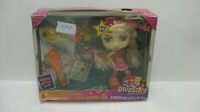 Rare Diva Starz Miranda Talking & Singing Doll From Mattel 2001        NEW t1261