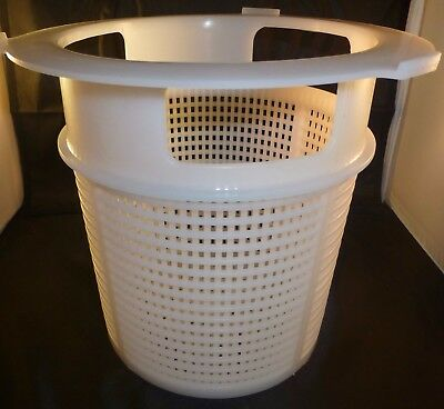 POOLRITE SKIMMER BASKET S2500 MKII ~ Mark 2, Mark II, Mark 11 ~ FREE POST