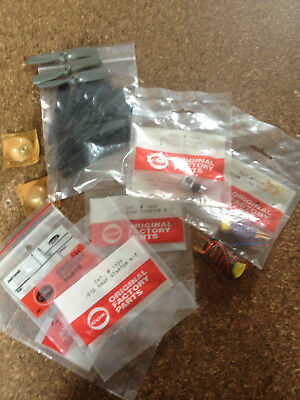 Cox Tee Dee 01 Crankcase And Crankshaft Plus Other Spares Free Postage