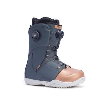 Ride Hera Women's Snowboard Boot 2017 Rose Gold New 7.0