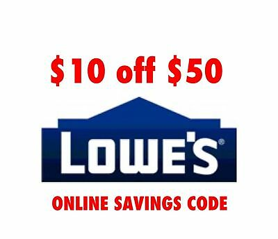 Lowes Coupons & Lowes Promo Code are among the best useful coupons in the coupons market. Out of all lowes coupon, lowes 10% off coupons are the most popular. If you are dong any big purchase from Lowe's then 10% off lowes coupon should be your first choice.