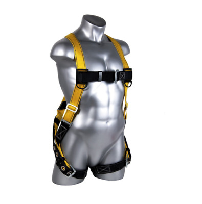 Guardian Fall Protection Construction Emergency Body Strap Harness Safety Seraph