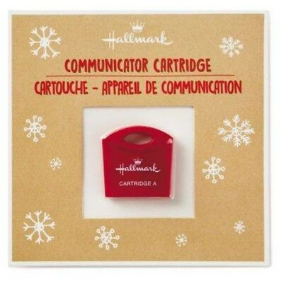 New & Sealed! North Pole Communicator Cartridge - Conversation Updater