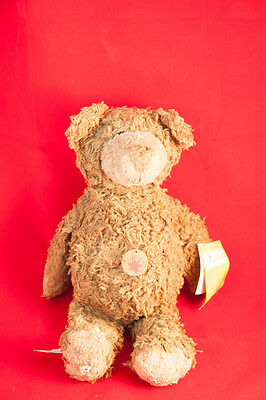 "17"" Sigikid Brown Bear With Tags"