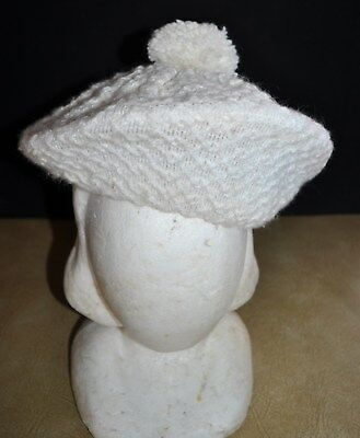 Vintage 60's Women's Knitted Beret