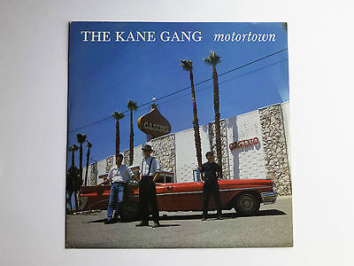 The Kane Gang   Motortown    12 Inch Promo Vinyl Unplayed