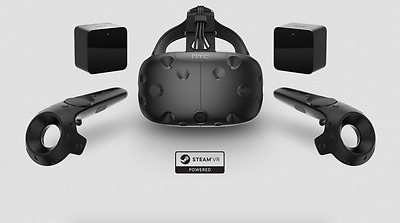 HTC Vive Virtual Reality Headset (VR) - FAST POSTAGE