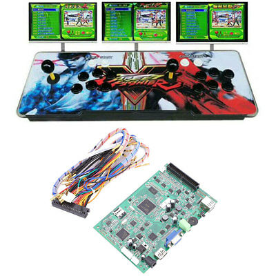 846 in 1 Multi Arcade Games Board Fighting Game Cable For Pandora Box 5