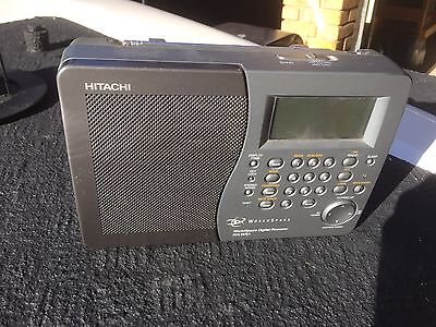Hitachi World Space Digital Receiver KH-WS1 Satellite Radio