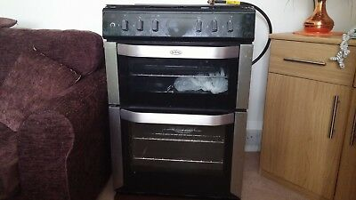 Belling FSDF60DOW Dual Fuel Cookers/ Ranges