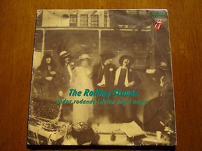 """THE ROLLING STONES 7""""45 Tumbling Dice + 1 (ROLLING STONES HS 822 - Spain 1972)"""