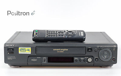 Sony 6-kopf-vhs Video Recorder with Remote Control, + SERVICED, 1 YEAR WARRANTY