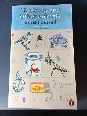 My family and other animals // Gerald Durrell