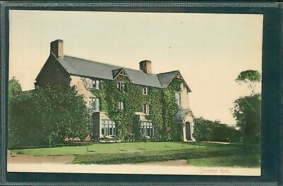 The Manor, Swallowcliffe, Salisbury, Wiltshire. Printed, 1958.
