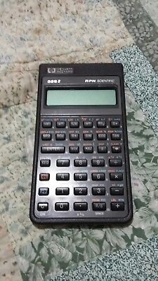 HP-32SII RPN Programmable Scientific Calculator - AS IS Free Shipping