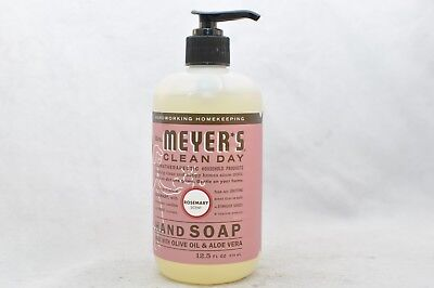 Mrs. Meyer's Clean Day Liquid Hand Soap Rosemary Scent 12.5 oz. *