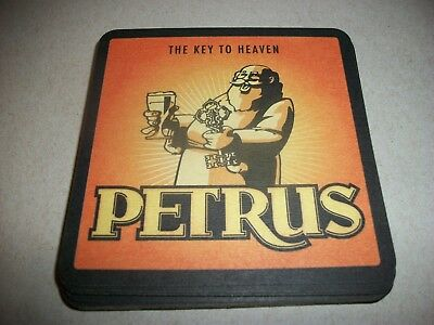 10- Brand New- Petrus-'' The Key To Heaven''- Beer Coasters