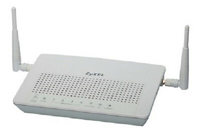 Zyxel - P-660HN-F1Z - ADSL2+ - Wireless 4 Port Router - Excellent Condition!