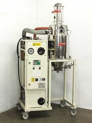 Lanco Polycarbonate Plastic Materials Dryer Injection Molder -AS-IS (LTK-40)