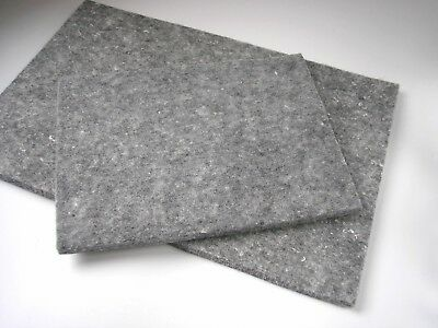 Wool Felt needle felting mat pad A4 A5 10mm thick felt sheets