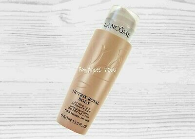 Lancome  Nutrix Royal body dry skin  400 ml Versiegelt