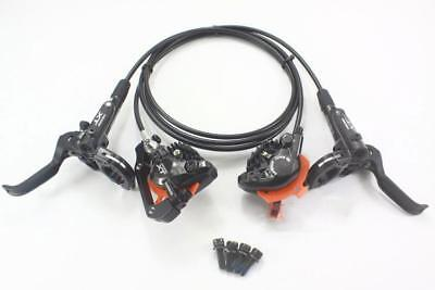 Shimano Deore XT M8000 MTB Hydraulic Disc Brake Kit Set Front & Rear