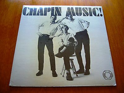 THE CHAPIN BROTHERS Chapin Music! 1966 FOLKROCK STILL SEALED LP 1st PRESS