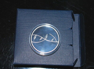 Lithuania 2011 Coin dedicated to theater - SILVER PROOF