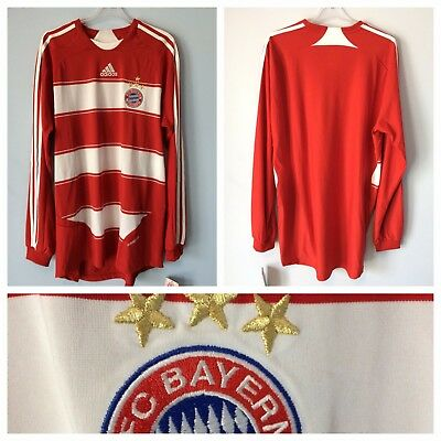 Bayern formotion player issue home shirt  - nwt