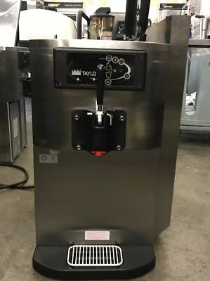 taylor C-709-22 soft serve ice cream machine Single Phase air cooled