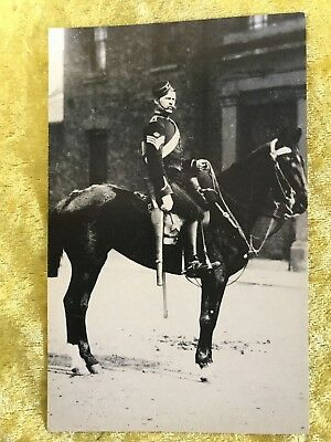 CORPORAL OF HORSE, ROYAL HORSE GUARDS c.1890 Postcard