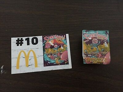 Authentic McDonald's Szechuan Sauce from Rick & Morty 1 Sealed Pack! 1 oz.