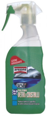 Cleaner For Glasses And Crystals Color 500 Ml Arexons Auto