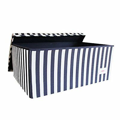 Minene, scatola sottoletto, 60x 40x 25cm, Large, navy (W2R)