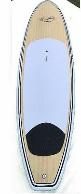 10ft 6 Bamboo SUP Board Wazsup
