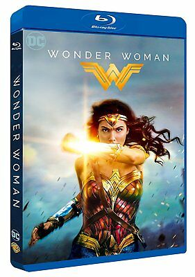 Wonder Woman Blu-ray NUEVO PRECINTADO-Castellano